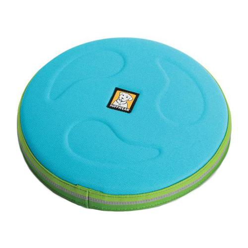 Ruffwear Hover Craft Dog Toy Blue_atoll
