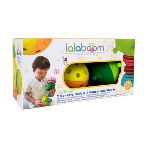 Lalaboom 2 Sensory Balls and Beads