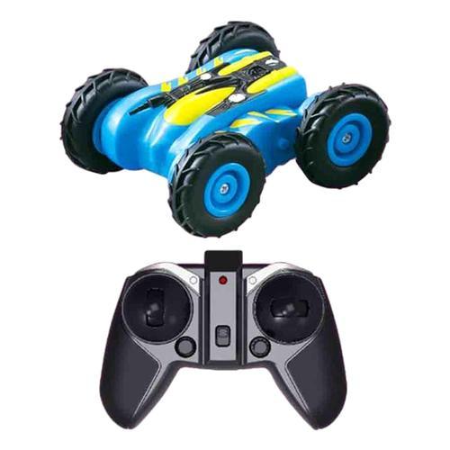 Mukikim Hyper Stunt Remote Control Car - Blue
