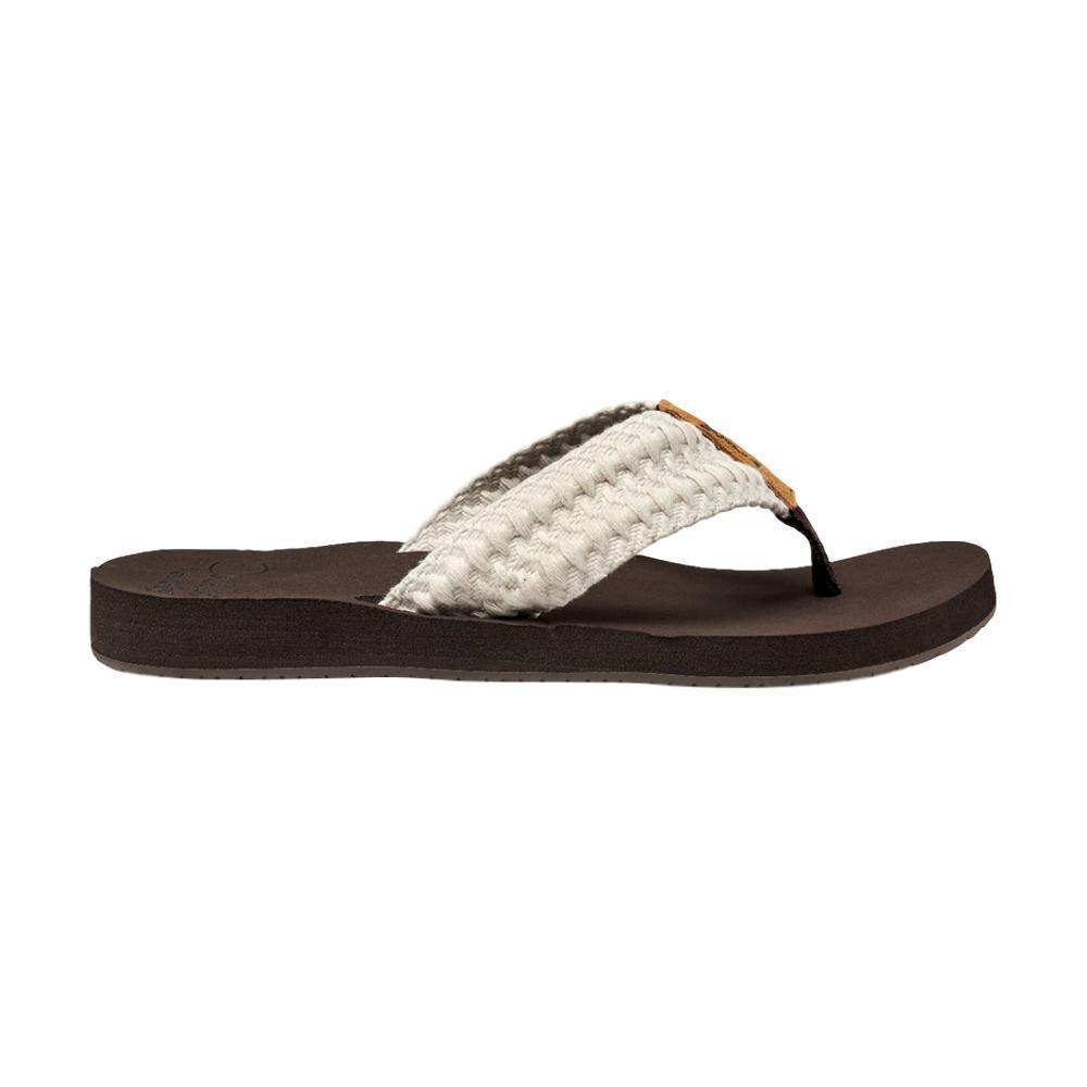 Reef Women's Cushion Threads Sandals VINTWHT