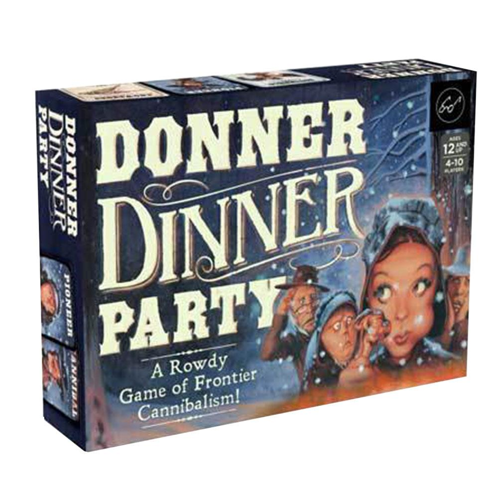 Donner Dinner Party By Forrest- Pruzan Creative