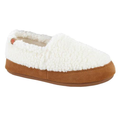 Acorn Women's Original Moccasin Slippers Buffpopcorn