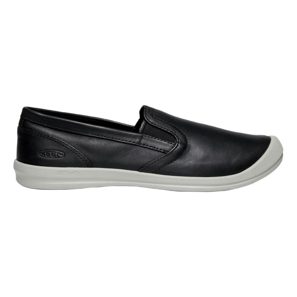 KEEN Women's Lorelai Slip-On Shoes BLACK