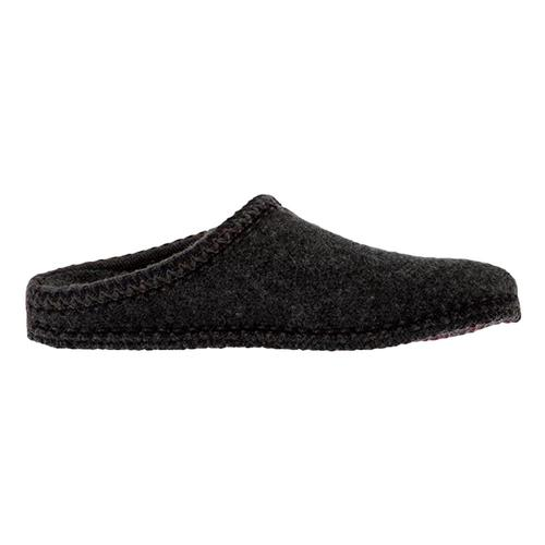 Haflinger Men's AS Classic Slippers Grey
