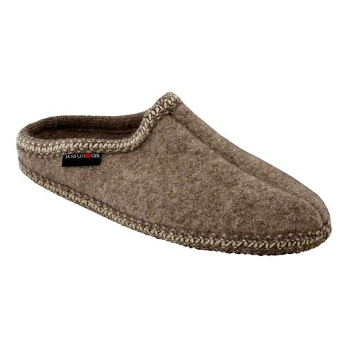 Haflinger Women's AS Classic Slippers Natural