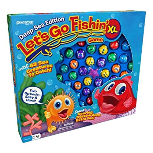 Let's Go Fishin' Xtra Large Classic Game