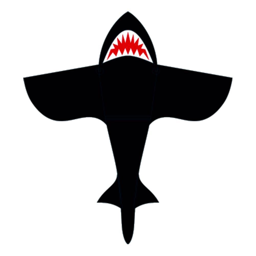 Hq Kites Flying Creatures Shark Kite - 7ft