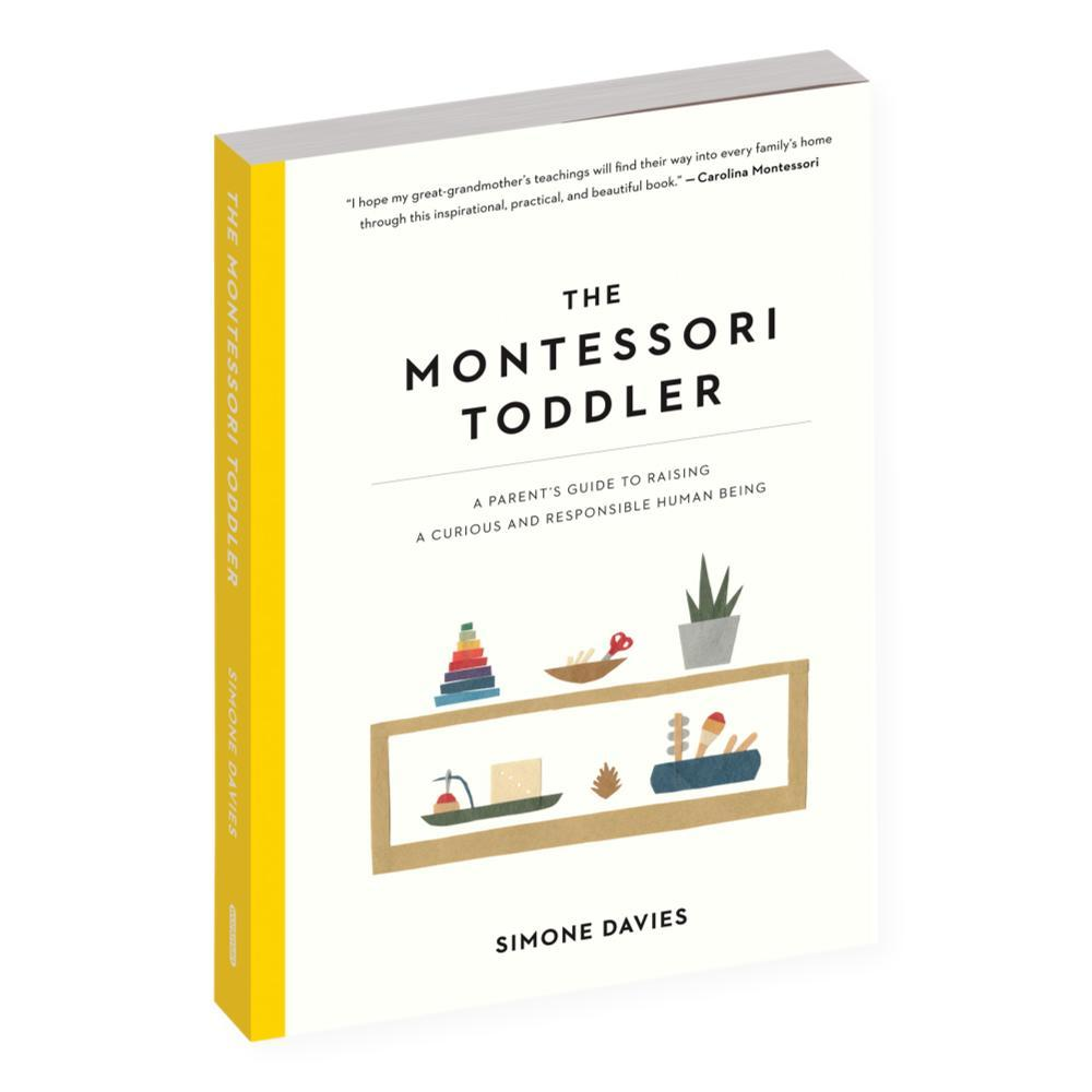 The Montessori Toddler By Simone Davies