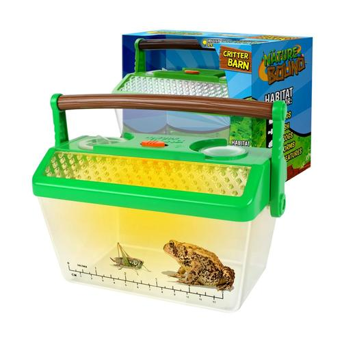 Nature Bound Critter Barn Habitat with Light