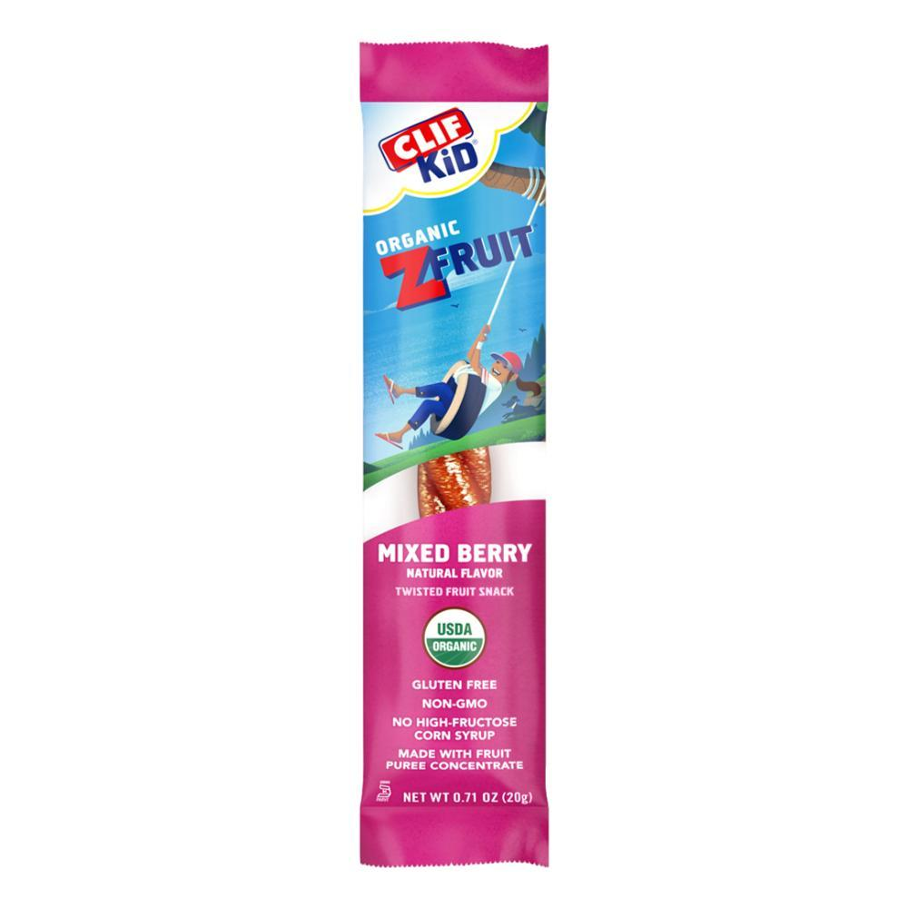 CLIF Kid's Zfruit Mixed Berry Twist MIXBERRY