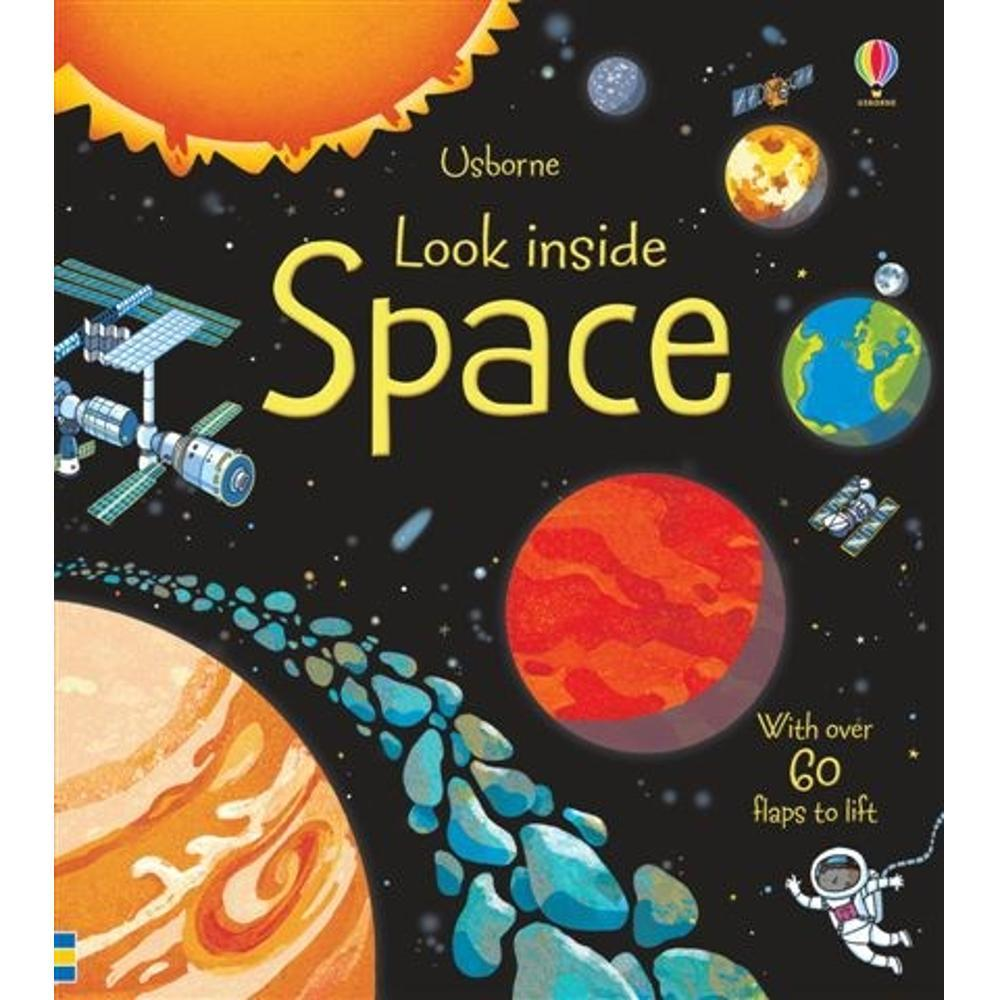 Look Inside Space By Rob Lloyd Jones