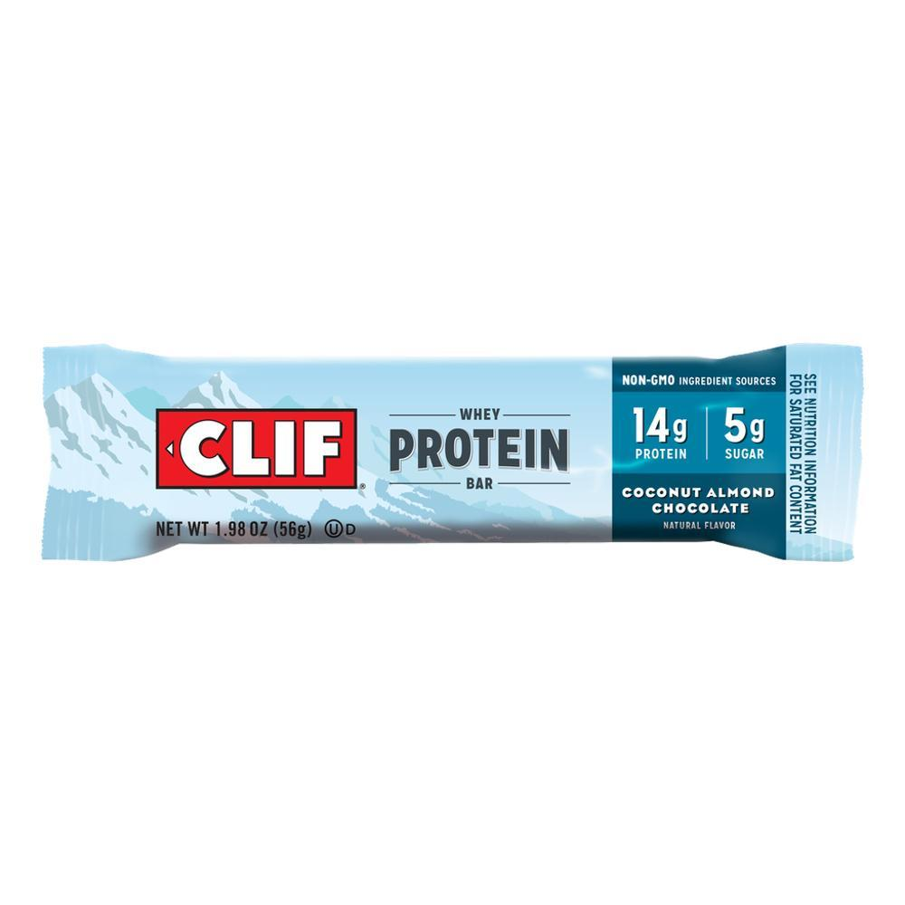 CLIF Coconut Almond Chocolate Whey Protein Bar COCO_ALMD_CH