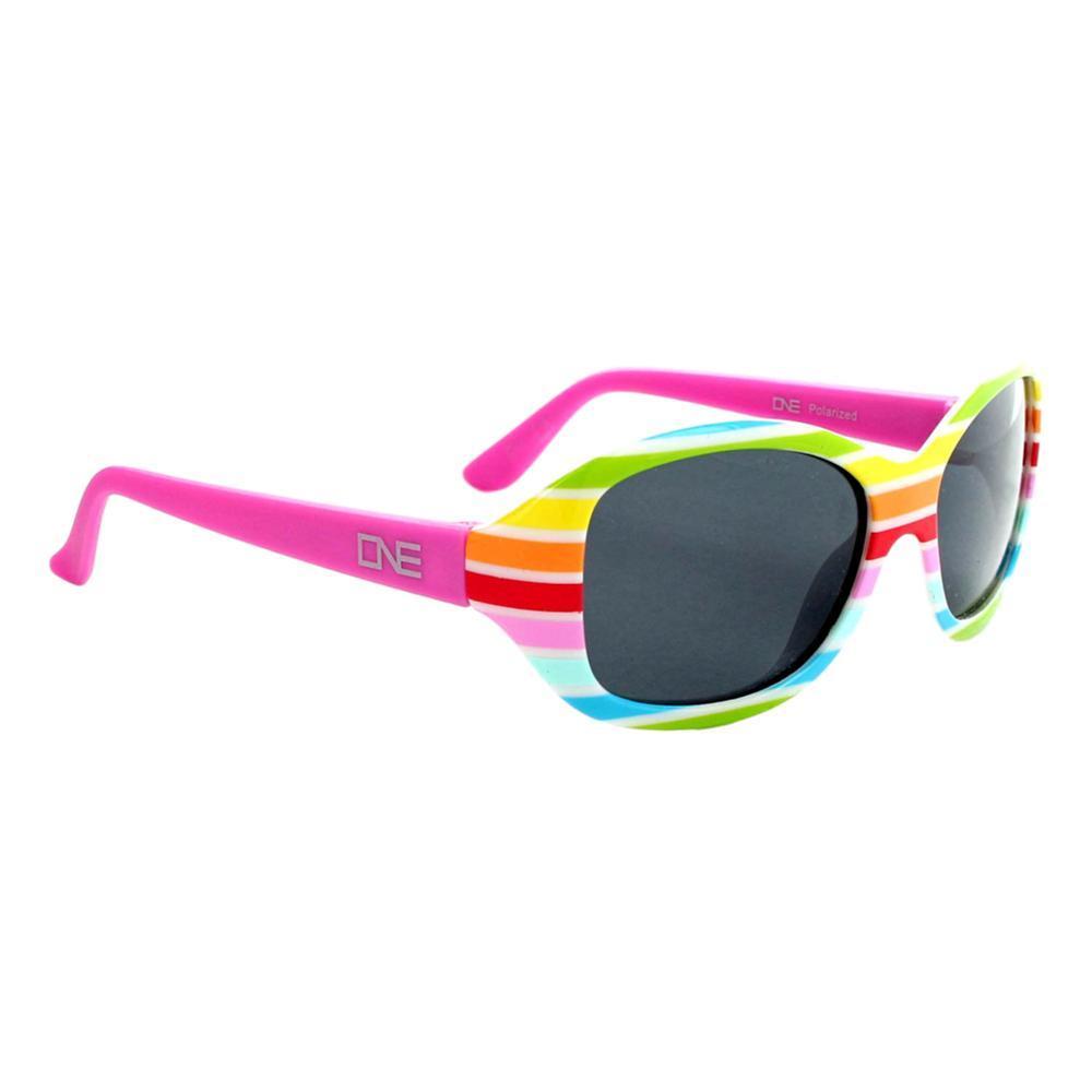 Optic Nerve Eyewear Kids Skipit Sunglasses RNBO_SMOKE
