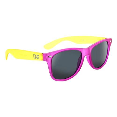 Optic Nerve Eyewear Kids Boogie Sunglasses Prpylw_smk