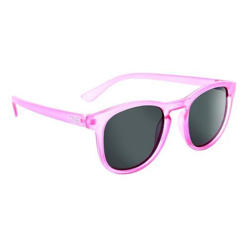Optic Nerve Eyewear Kids Dimple Sunglasses Pink_smoke