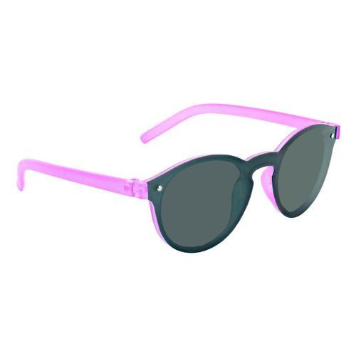 Optic Nerve Eyewear Kids Disway Sunglasses Pink_smoke
