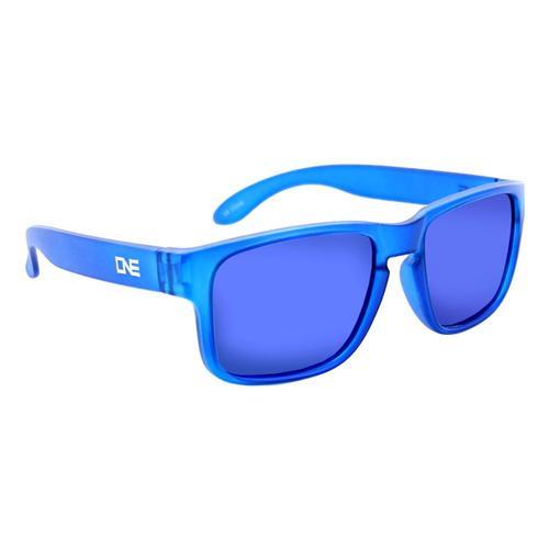 Optic Nerve Eyewear Kids Wee Peet Sunglasses Blue_blue