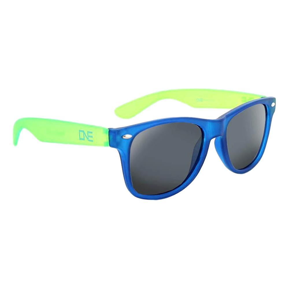 Optic Nerve Eyewear Kids Boogie Sunglasses BLUGRN_SMK