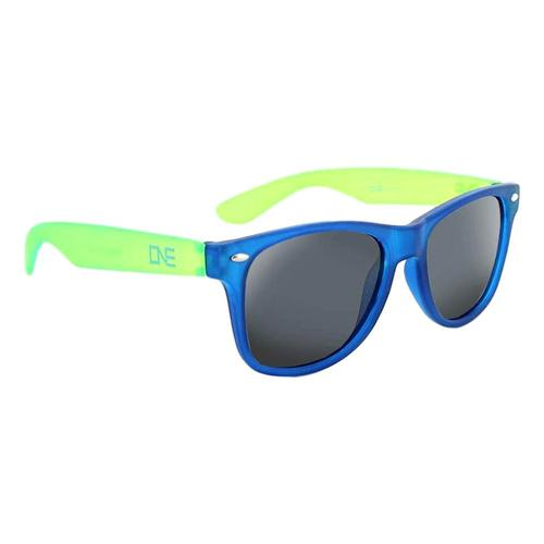 Optic Nerve Eyewear Kids Boogie Sunglasses Blugrn_smk
