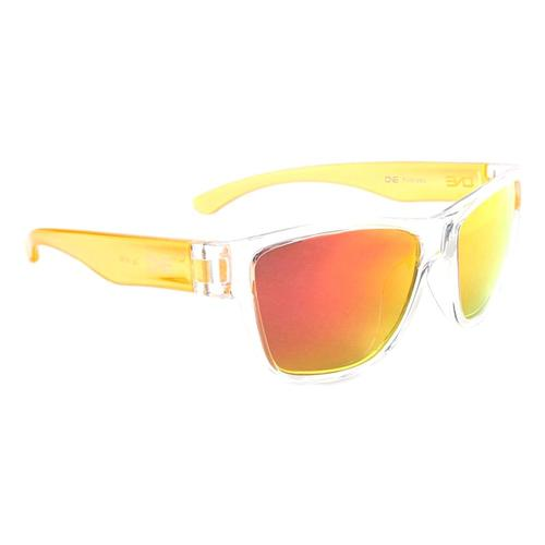 Optic Nerve Eyewear Kids Tag Sunglasses Orng_red