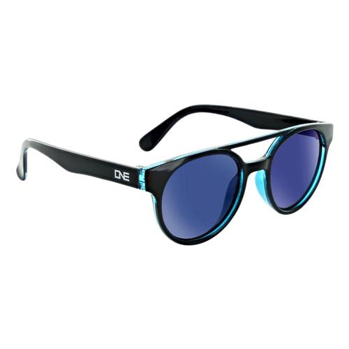 Optic Nerve Eyewear Kids Snapdragon Sunglasses Black_blu