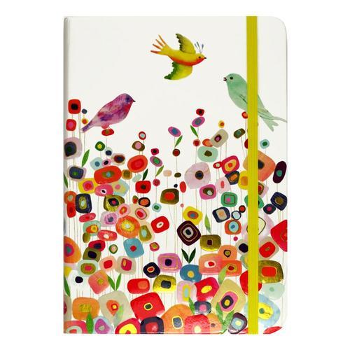 Peter Pauper Press Candy Garden Journal .