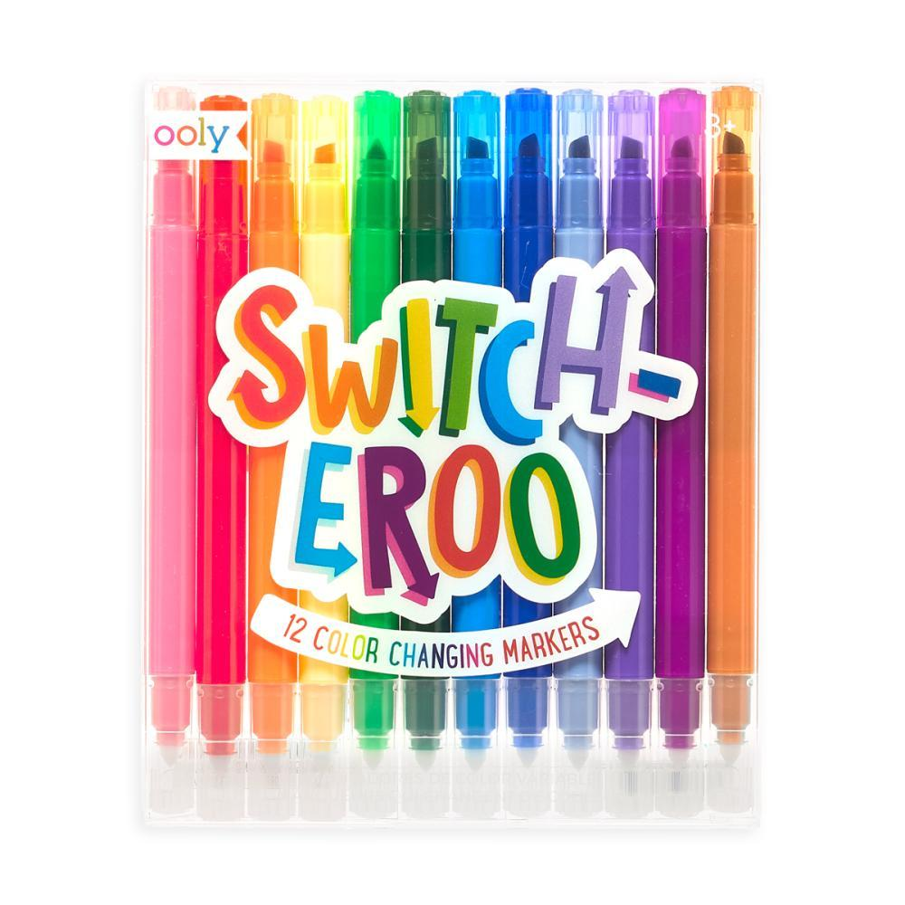 Ooly Switch- Eroo Color Changing Markers