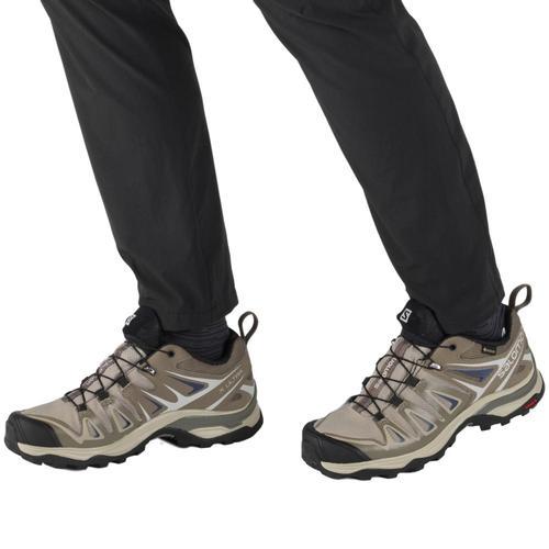 Salomon Women's X Ultra 3 GTX Hiking Shoes Vkak.Bge.Cblu