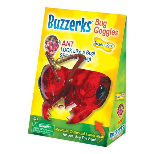 Insect Lore Buzzerks - Fire Ant