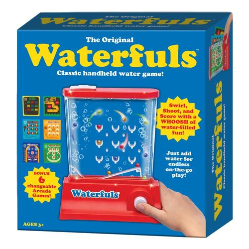 The Original Waterfuls Handheld Water Game