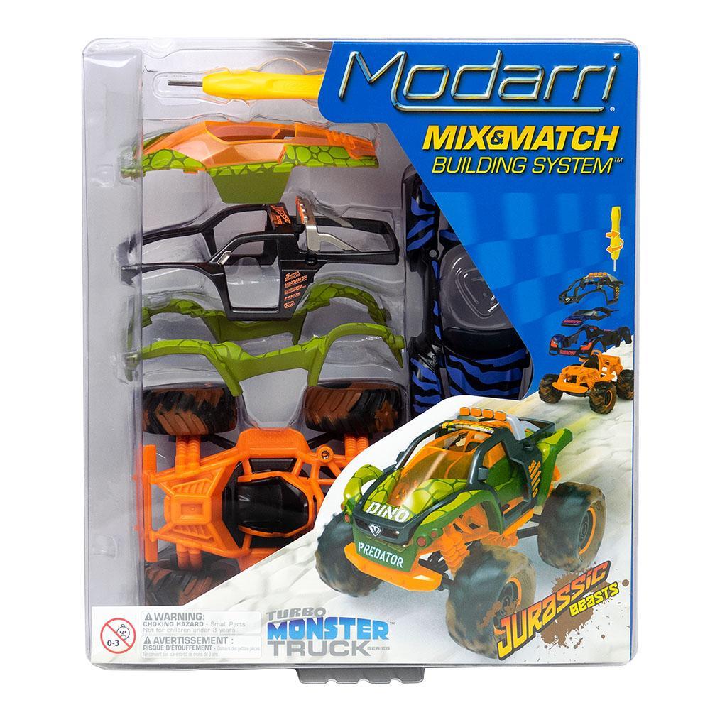 Modarri Turbo Jurassic Beasts Monster Truck