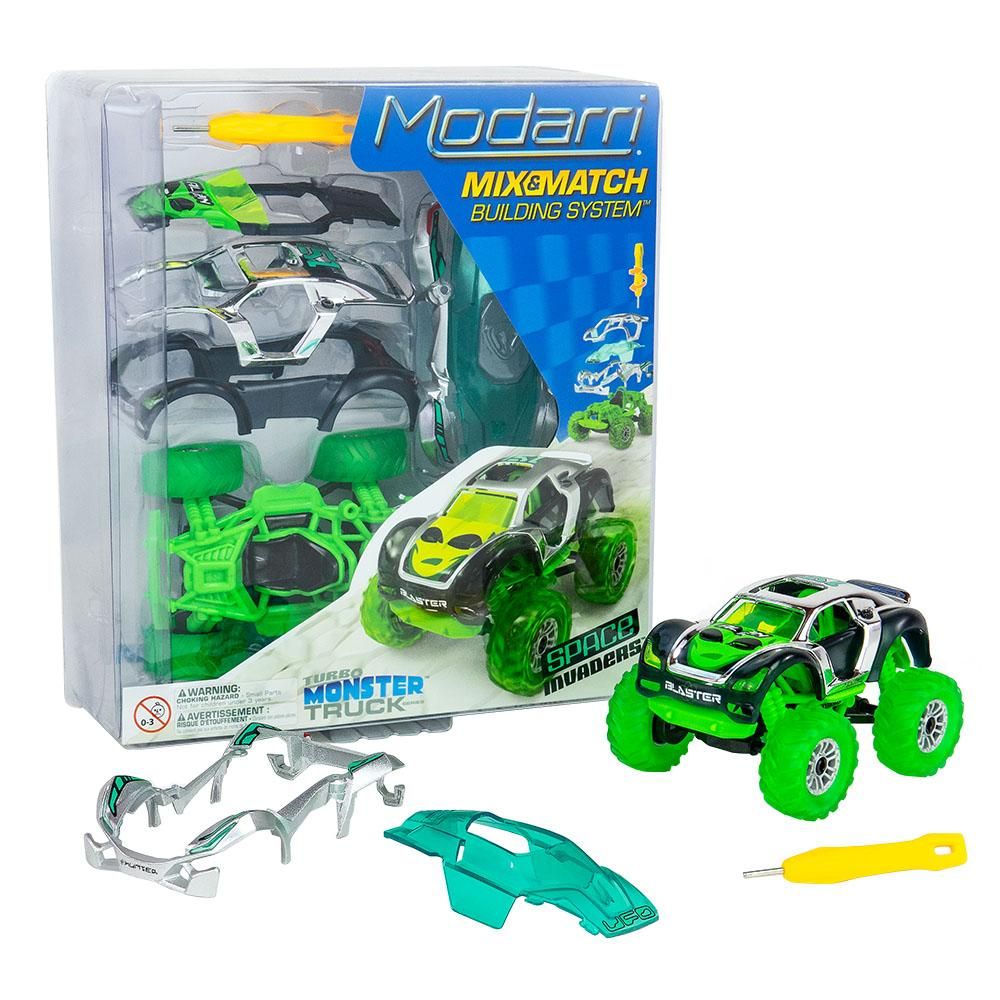 Modarri Turbo Space Invaders Monster Truck