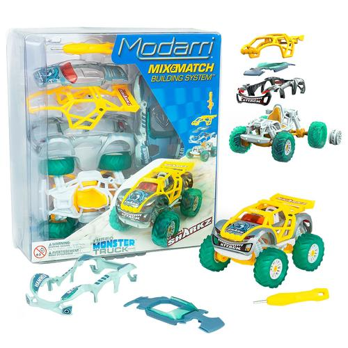 Modarri Team Sharkz Turbo Monster Truck
