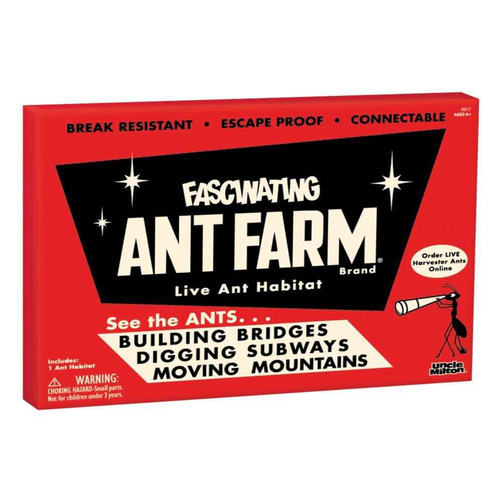Uncle Milton Vintage Ant Farm