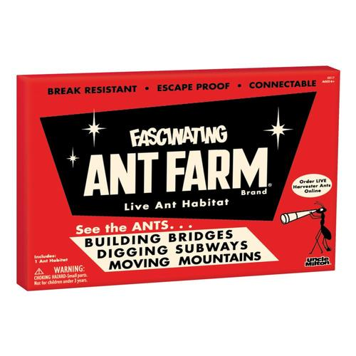 Uncle Milton Vintage Ant Farm