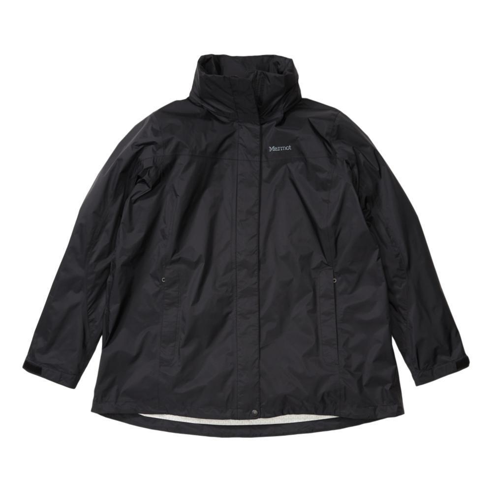 Marmot Women's PreCip Eco Plus Jacket BLACK_001