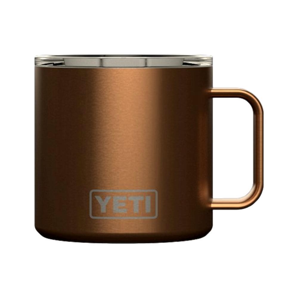 YETI Rambler 14oz Mug with Standard Lid COPPER_PVD