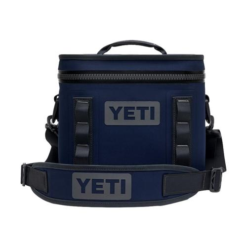 YETI Hopper Flip 8 Soft Cooler Navy