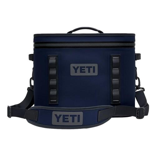 YETI Hopper Flip 18 Soft Cooler Navy