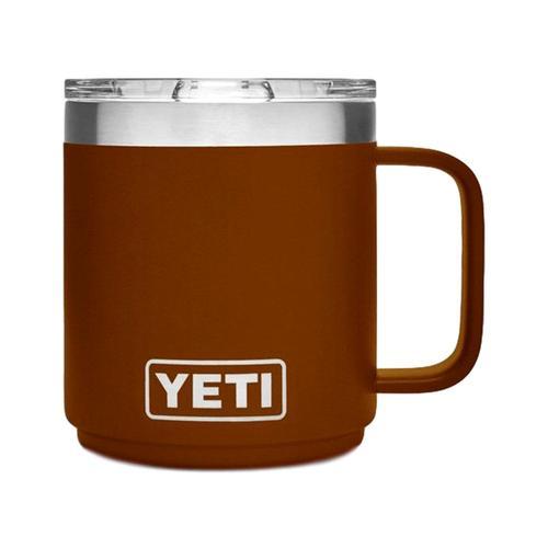 YETI Rambler 10oz Stackable Mug Clay