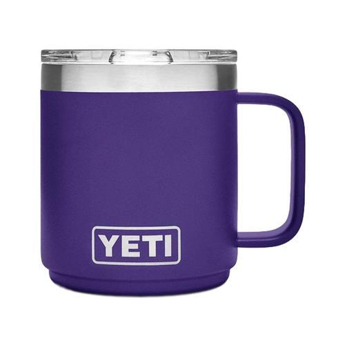 YETI Rambler 10oz Stackable Mug Peak