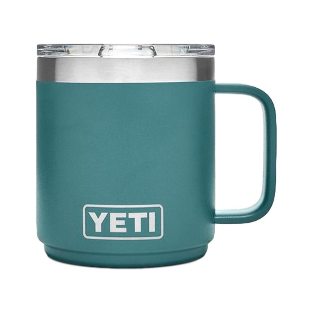 YETI Rambler 10oz Stackable Mug RIVER_GREEN
