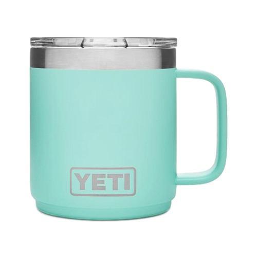 YETI Rambler 10oz Stackable Mug Seafoam
