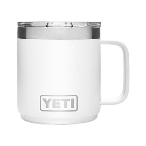 YETI Rambler 10oz Stackable Mug White