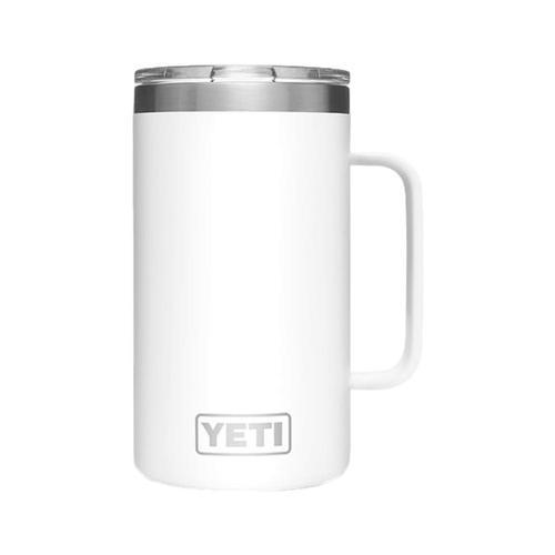 YETI Rambler 24oz Mug White