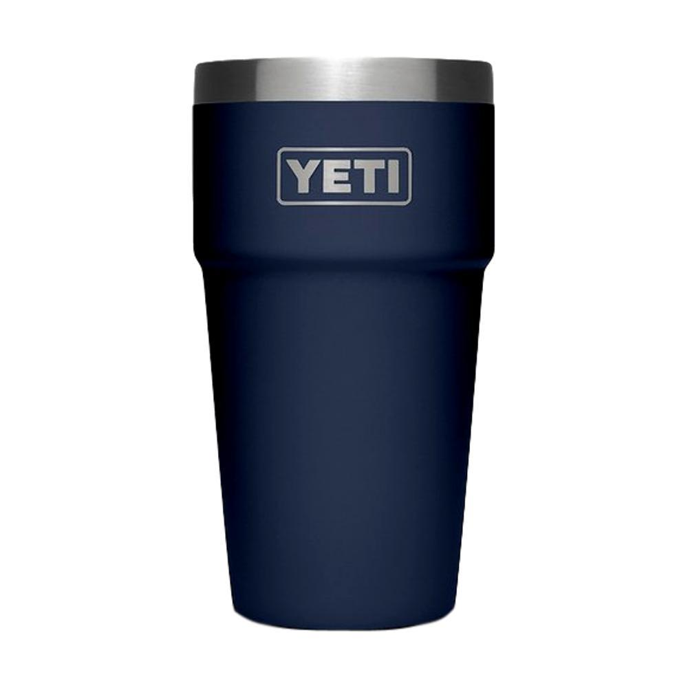YETI Rambler 16oz Stackable Pint NAVY