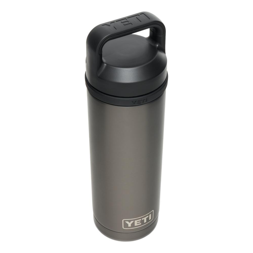 YETI Rambler 18oz Bottle with Chug Cap GRAPHITE_PVD