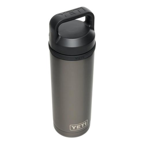 YETI Rambler 18oz Bottle with Chug Cap Graphite_pvd