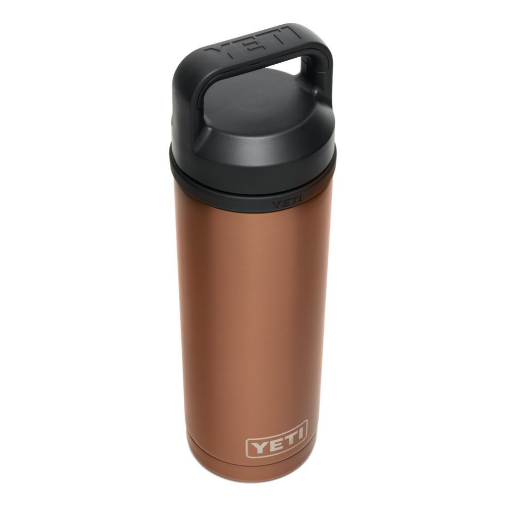 YETI Rambler 18oz Bottle with Chug Cap COPPER_PVD