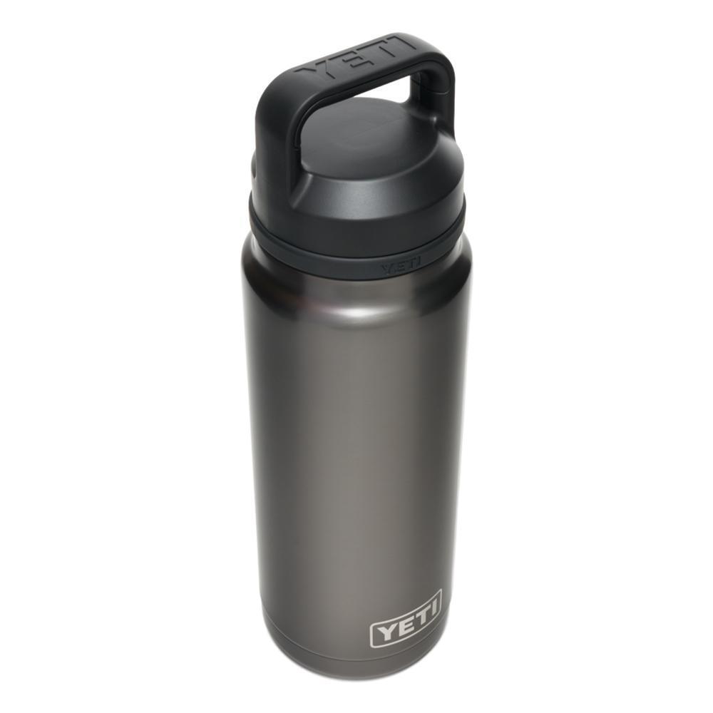 YETI Rambler 26oz Bottle with Chug Cap GRAPHITE_PVD